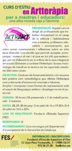 Altrart - Artteràpia curs 1FES