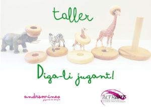 Taller Andròmines-Altrart-Artteràpia
